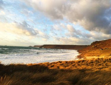 Beautiful-Porthcurno-Coastline-browns-and-sea.jpg